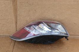 10-13 Mazda3 Mazda 3 Hatchback LED Outer Tail Light Taillight Driver Left LH image 4