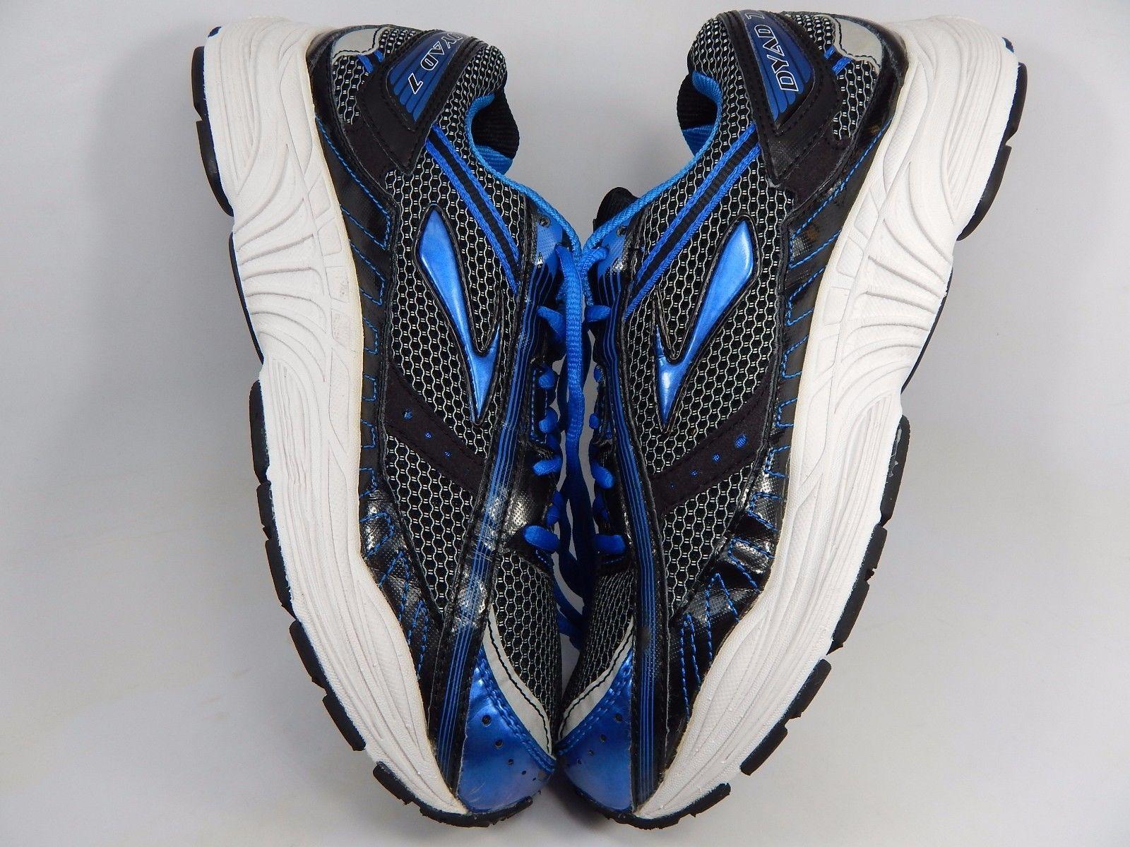 Brooks Dyad 7 Men's Running Shoes Size US 9 4E EXTRA WIDE EU 42.5 1101214E068