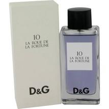 Dolce & Gabbana La Roue De La Fortune 10 Perfume 3.3 Oz Eau De Toilette Spray image 3