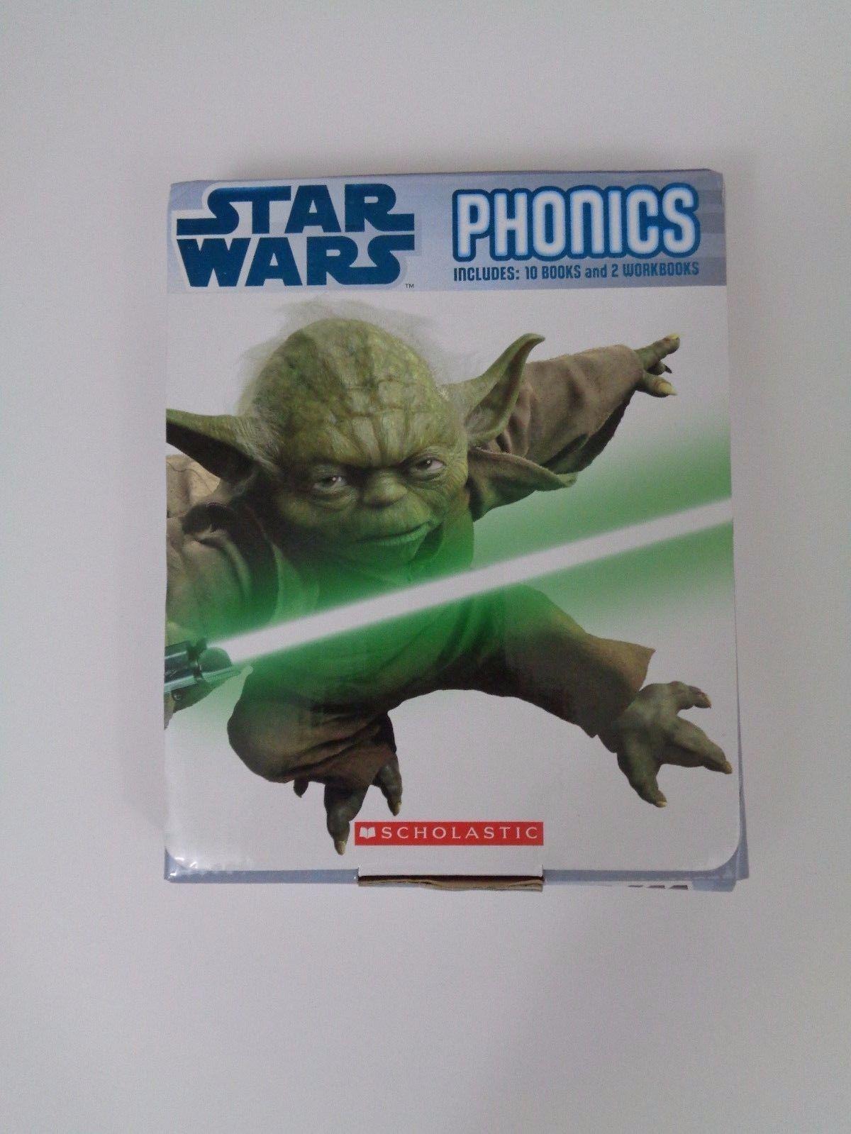 b9d347842 Star Wars: Star Wars: Phonics Boxed Set by and 50 similar items