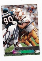 PAUL GRUBER AUTOGRAPHED CARD 1994 TOPPS STADIUM CLUB TAMPA BAY - $3.98