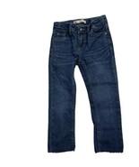 Girl's Levi's 711 Skinny Jeans Size 5 Regular Adjustable Waist - $14.85