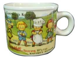 Vintage 1994 Campbell Soup Kids Coffee Cup - $14.20