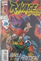 Marvel Comics, Ravage 2099, Vol 1, No. 13, December 1993 [Comic] Pat Mil... - $4.89