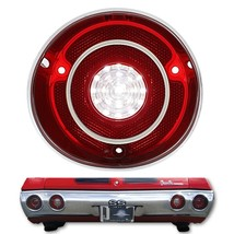 71 Chevy Chevelle SS & Malibu Clear & Red LED RH Back Up Reverse Light L... - $49.95