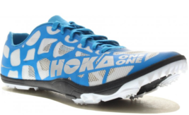 Hoka One One Rocket Ld Taille 8 M (D) Ue 41 1/3 Homme Piste Chaussures Course