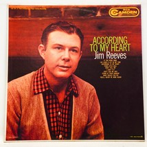 Jim Reeves To My Heart  LP Vinyl Album Record Camden CAL 583 - £5.87 GBP