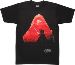 Star Wars Kylo's Army Silo Darth Vader Luke Skywalker Sith Lord Mens T Tee Shirt - $18.98+
