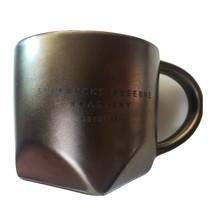 Starbucks Reserve Roastery Shanghai Bevel Mug 16oz Dark brown bronze rar... - $74.15