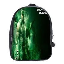 Backpack School Bag Tom Clancy's Splinter Cell Blacklist War Action Video Game A - $33.00
