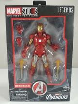 Marvel Studios The First Ten Years - Iron Man Mark VII - Hasbro 2017 - $10.75