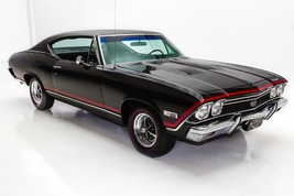 1968 Chevrolet Chevelle SS 24 X 36 inch poster  - $18.99