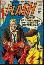Flash #189-1969-JOE KUBERT-DC Fn - $25.22