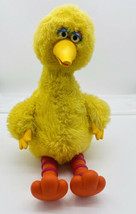 Vintage 1986 Ideal® Big Bird Story Magic Plush Cassette Player Works Goo... - $61.38