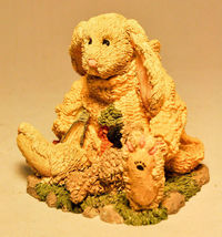 Boyds Bears & Friends: Charlotte & Bebe... The Gardners - 02229 image 3