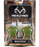 RealTree Walkie Talkies in Camouflage Camo - $18.60