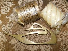 Brass Pintail Duck Trivet