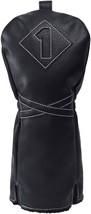 Izzo Golf Premium Headcover Black - $29.99+