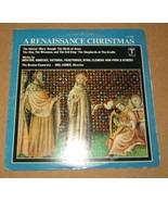 Turnabout A Renaissance Christmas LP TV-S 34569 Vintage Vinyl - $7.60
