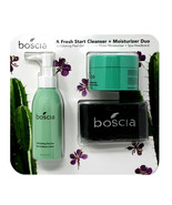 Boscia A Fresh Start Cleanser + Moisturizer Duo Set with Spa Headband - $28.04