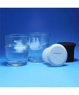 2pcs Cute Polar Bear Penguin Silicone Jelly Pudding Ice Cube Mold Ice Maker - $13.36