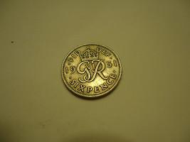 1951 English Six Pence Combined Shipping - $1.73