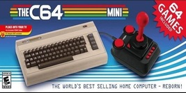 Commodore C64 Mini Retro Gaming Console (Includes 17,000 Games) - $149.95