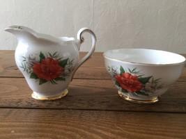 Royal Standard Radiance Milk Jug And Sugar Bowl - $19.06