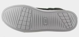 Supra Skytop LX Black Woven Leather White Sole Hi Top Skate Shoes image 6