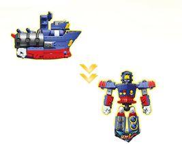 Tobot V Boatking Transformation Action Figure Robot Vehicle Boat Ranger Toy image 5