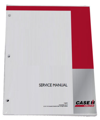 Primary image for CASE IH Magnum 235 260 290 315 340 Tractor Service Repair Manual -Part# 47442317