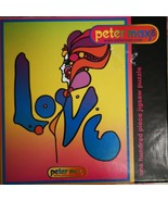 Peter Max -LOVE  100 Piece Jigsaw Puzzle - $21.55