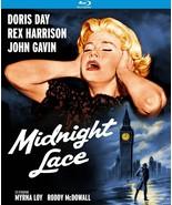 Midnight Lace (Blu-ray, New, 1960, Region A, Universal, Kino Lorber, Dor... - $18.80
