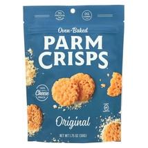 Kitchen Table Bakers Parm Crisps - Original Parmesan - Case Of 12 - 1.75... - $52.42