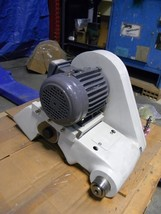 Cylindrical Internal Grinding Lathe Attachment 25000 RPM 230/460V Motor - $2,138.40