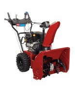 Toro Gas Snow Blower 24 in. 252 cc. 2-Stage Electric Start Chute Control... - $991.20