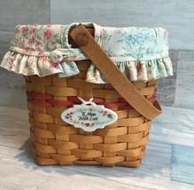 Longaberger Mother's Day Basket 2001 - $34.65
