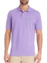 Polo Ralph Lauren Men's Custom Fit Short Sleeved Polo Shirt Top Tee T-sh... - $68.37