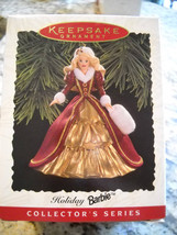 Barbie 1996 Holiday Collector Series Ornament NIB Collector Collectible ... - $11.76