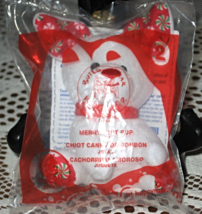McDonald's Happy Meal- Build a Bear Workshop- Merry Mint Pup  #2 -NIP-2013 - $4.00