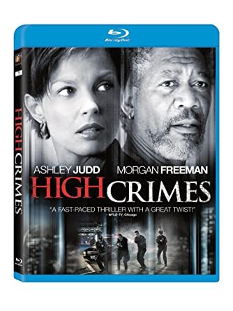 Primary image for High Crimes [Blu-ray]