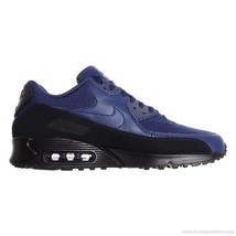 New Nike Air Max 90 AJ1285-007 Navy / Black Shoes Men - $119.95