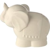 Precious Moments Tuk Elephant Ceramic Battery Operated Nightlight, Beige - $31.90
