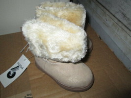Toddler Girls Opal Convertible Foldover Ankle Boot size 5 New - $15.50