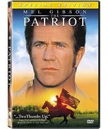 The Patriot DVD - $0.00