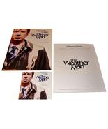 2005 THE WEATHER MAN Movie PRESS KIT Folder, CD, Production Notes Nicola... - $13.99
