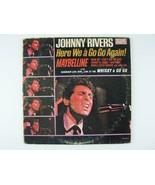 Johnny Rivers - Here We à Go Go Again! Vinyl LP Record Album MONO LP-9274 - $10.85