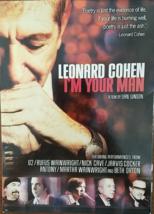 Leonard Cohen: I'm Your Man U2, Nick Cave, Rufus Wainwright, Lian Lunson... - $5.95