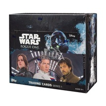 Topps Star Wars Rogue One Trading Cards - Series 1 - Box of 24 packs  - $24.95