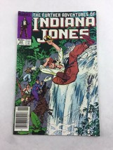 The Further Adventures of Indiana Jones Vol 1 #23 Nov 23 1984 Marvel Comic Book - £6.88 GBP